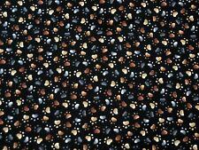 Blue/Brown Paws (Black) (#158) - Cat, Poodle, Lhasa Apso, Schipperke, Husky