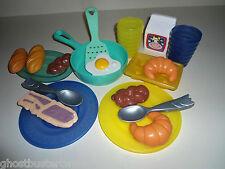 Play Kitchen Dishes mattel pretend play kitchens | ebay