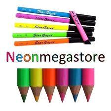 Stargazer Kohl Neon UV Reactive Eye Lip Liner Pencil - Free 1st Class Delivery
