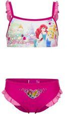 d59186775077d Disney Princess Ariel, Cinderella & Aurora Bikini / Badeanzug Pink