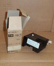 1TROFU Fuji Electric NEW In Box Heater Overload Relay Range 12A-16A 1TR0FU