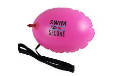 Chillswim Swim Secure PINK High Viz Tow Float Safe Open Water Swimming.Brand New