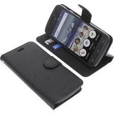 Tasche für Doro 8040 Smartphone Book-Style Schutz Hülle Handytasche Buch