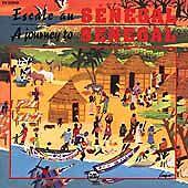 ESCALE AU SENEGAL, A JOURNEY TO SENEGAL ( CD) BRAND NEW SEALED