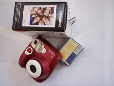 Appareil film Polaroid 300 neuf photo instantané rouge +3 pack périmé testé OK !