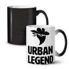 URBAN Legend BANDIT divertente NUOVO colore modifica Tè Tazza Da Caffè 11 OZ (ca. 311.84 g) | wellcoda