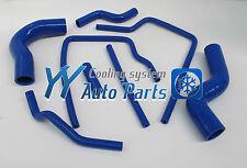 Subaru Impreza WRX STI GC8 Silicone Radiator Hose Kit 96-00  Blue
