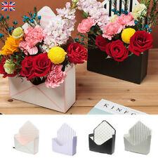 8 Style Romantic Envelope Flower Paper Holder Box Bouquet Florist Pack Supply UK