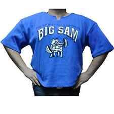BIG SAM SPORTSWEAR COMPANY Ragtop Sweat T-Shirt Musculation 3186