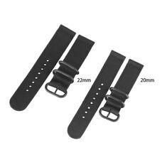 20/22mm Canvas Nylon Wrist Watch Strap Watch Band Belt Sport Military Style
