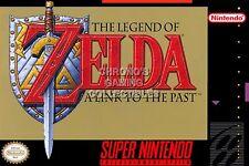 RGC Huge Poster - Legend of Zelda A Link to the Past Super Nintendo SNES -ZELP04