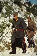 WW2 - Le Maréchal Tito dans le maquis yougoslave