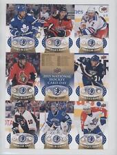 2014 Upper Deck National Hockey Card Day America Uncut Sheet NHCD-4-8 Bobby Ryan
