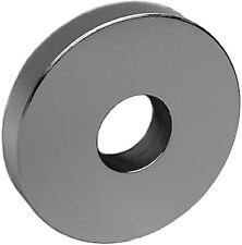 1 Neodymium Magnet 1.5 x 1/2 x 1/4 inch Ring N48