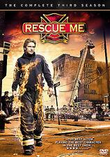 Rescue Me: The Complete Third Season, (Wii U)