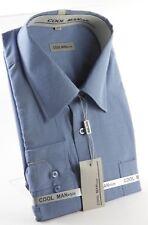 Camicia classica uomo Cool Man manica lunga collo classico Elegante Art 269