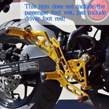 MAD MOTO Honda Grom MSX125 2013 2014 2015 2016 2017 Rearsets Foot Pegs Rear set