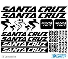 Santa Cruz Bike Stickers Set of 20 Cycling Frame Replacement Decals RoadMountain