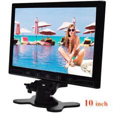 7''/9''/10.1'' TFT LCD CCTV Security Monitor AV RCA VGA HDMI  for DSLR Raspberry