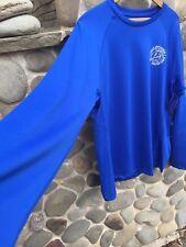 John Calipari Long Sleeve Blue Shirt Mens Kentucky College Basketball Warm Up