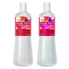Wella Color Touch Emulsione 1000ml - 6 Vol / 13 Vol ossidante in crema