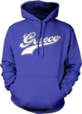 Greece Country Greek Football Team Soccer Heritage Born FromGR Hoodie Sweatshirt