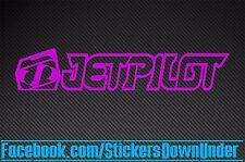 LARGE JETPILOT LIQUID FORCE Decal Sticker Car Window Ute Moto Wall Graphic JDM