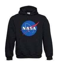 NASA Logo Herren Hoodie I Kapu I Kapuzenpullover