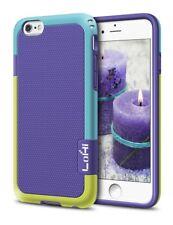 Shockproof Case Anti-Slip Bumper LOHI for Apple iPhone 6 Plus 6S Plus + PURPLE