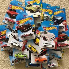 Hot Wheels JDM - LOT of 10 Japan Cars - Nissan, Datsun, Honda, Toyota, Mazda