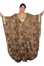 Élégant femmes caftan robe Dans Butterfly Look été congé peignoir ka01149