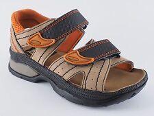 Boomers zapatos para niños 33 marrón/naranja sandalias nuevo