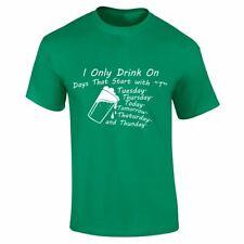 Evolución de rugby para hombre Niños Fiestas Lote De Algodón humor superior de desgaste Camiseta Deportes Camiseta