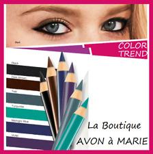 EYE LINER KHOL Crayon yeux COLOR TREND AVON : Port reduit Achetez en Plusieurs!!