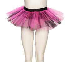 Fuchsia & noir jupe tutu danse déguisement halloween par Katz toutes les tailles