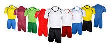 Fútbol Kits fútbol camiseta de manga corta Equipo Suit Ropa deportiva