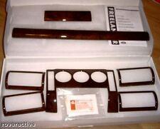 2004-2006 Land Rover Brand OEM Freelander Burr Walnut Interior Wood Kit NEW