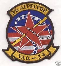 VAQ-34 patch