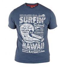 Hombre Talla Grande Hawaii Pro Ondulación Riders Surf Escuela Camiseta 3xl 4xl