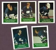 1974-75 Acme Loblaws Hockey Bob Dailey Vancouver Canucks