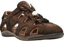 New men's Propet SULLIVAN nubuck leather sandals
