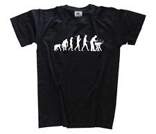 Standard Edition Tischler II Schreiner Zimmermann Evolution T-Shirt S-XXXL