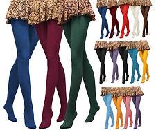 Femmes femmes hiver chaud collants 180 den acrylique taille 2 - 5 neuf