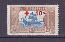 COLONIES FRANCAISES TUNISIE N°  57 * MLH neuf charnière, B/TB, cote: 113.00 €