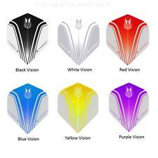 "5 x Sets Target Pro 100 Vision ""V""  Dart Flights - Choice of Colours"