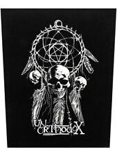 Unorthodox Gothic Dreamcatcher Back Patch 29.5x36cm