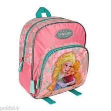 La Reine des neiges sac à dos Disney Forever Sisters S cartable crèche 27cm 5092