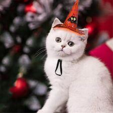 Dog Cat Pet Funny Novelty Bat Owl Pumpkin Halloween Costume Cosplay Hat Headband