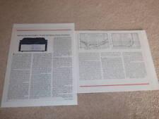 Harman Kardon Citation 16,16a Amplifier Review,2 pgs
