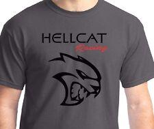 Dodge Charger Challenger Hellcat SRT Mopar Racing T Shirt